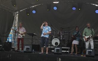 פסטיבל הג'אז השנתי של וינה - פותחים את חגיגות הקיץ