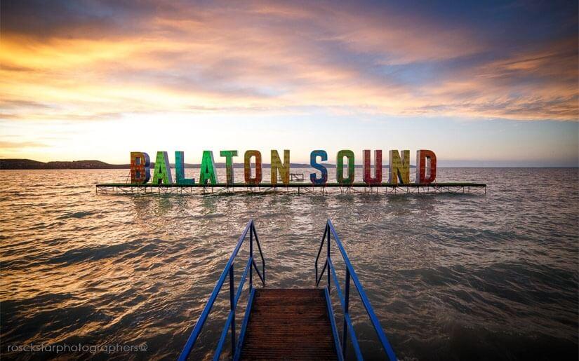 פסטיבל בלטון סאונד 2019 - Balaton Sound Festival