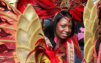 קרנבל נוטינג היל - The London Notting Hill Carnival