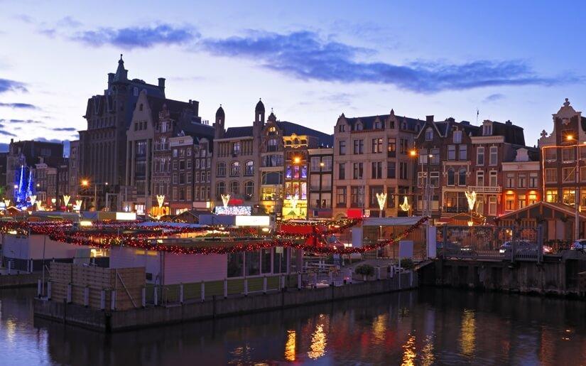 חיי לילה באמסטרדם 2017